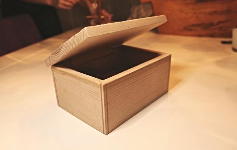 karp, puidust karp, ehtekarp, käsitöö, puitdisain