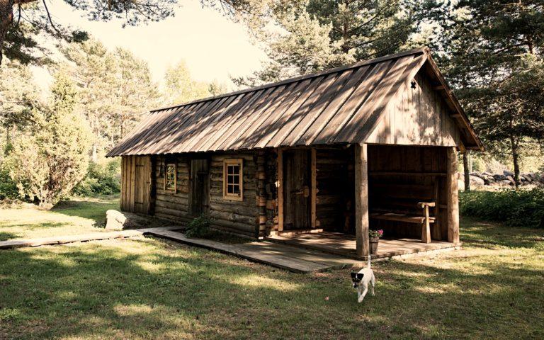 suitsusaun, traditsiooniline käsitöö, eesti ajaloopärand, palksaun